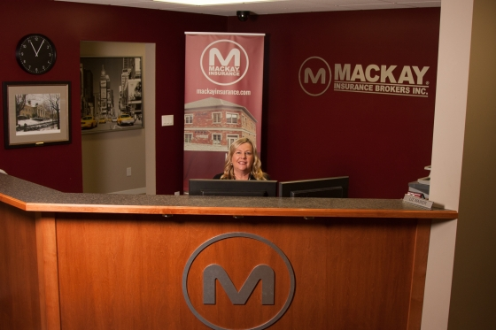 Mackay Insurance Brokers Welcome Desk