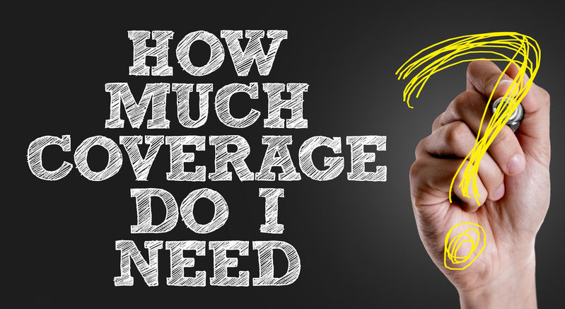 how much life insurance coverage do i need