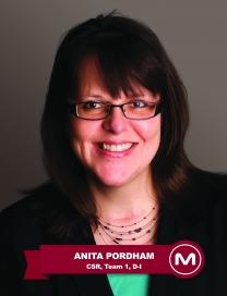 Anita Pordham